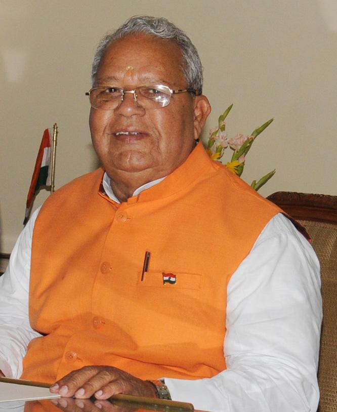 मोदी सरकार में मंत्री रहे कलराज मिश्र हिमाँचल प्रदेश के राज्यपाल नियुक्त
