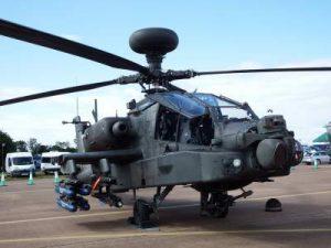 अपाचे अटैक हेलीकॉप्टर का पहला बैच  भारत पहुंचा