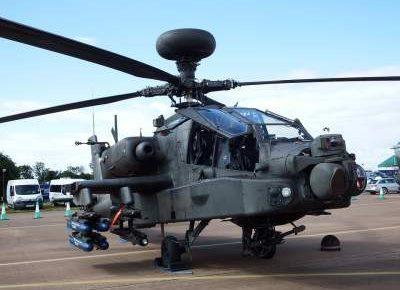 अपाचे अटैक हेलीकॉप्टर का पहला मैच भारत पहुंचा