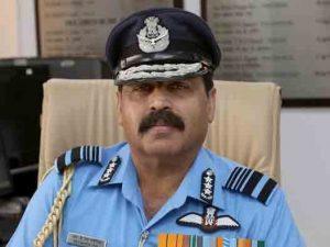 Air Marshal Bhadauria वायु सेना के नए अध्यक्ष बने