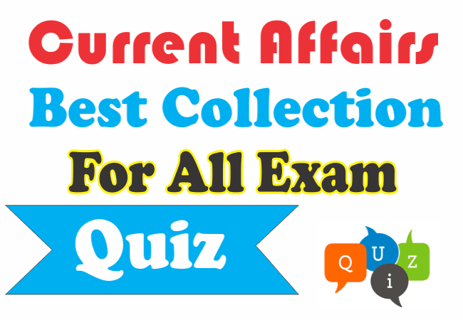 Current Affairs Quiz in Hindi 27 September 2020